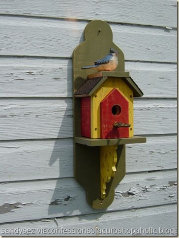 birdhouse bird house