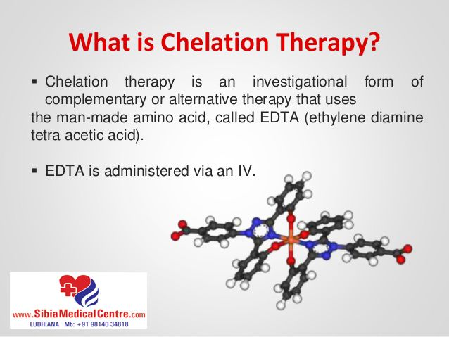 Alternative way to ByPass Surgery ACT/ECP/Chelation therapy from