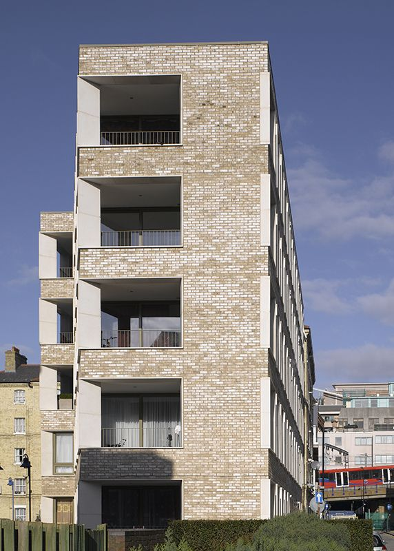 Darbishire Place, London by Niall McLaughlin Architects