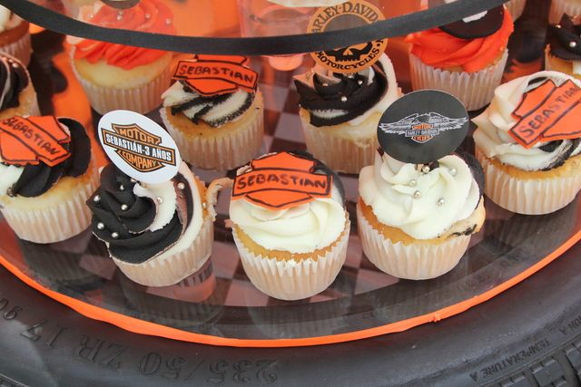 Harley Davidson Birthday Party Ideas | Photo 1 of 27 | Catch My Party