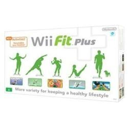 Check out this product http://wkup.co/cash_back/MzA1MDMzMDgx/MTE5ODc5NA== WII FIT PLUS (WITH BALANCE BOARD)  *Includes Game and Balance Board. Product Description Fitness plus fun. It s easy to take the Wii Fit experience to the next level with the Wii Fit Plus. Now you can build your own personal workout or choose from a variety of customized routines based on your own fitness goals. Get active with family and friends in the new multiplayer mode and enjoy over 20 new exercises and…