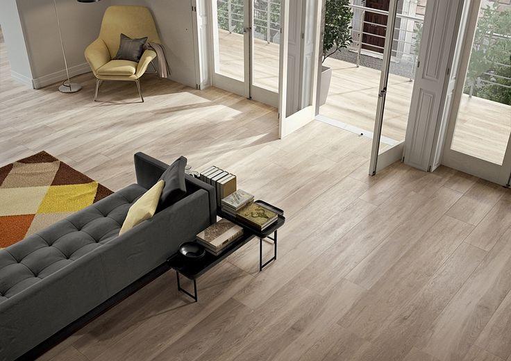 Attraktiv Feinsteinzeug   Fliesen Für Ihr Wohnzimmer ? Traumhafte Holzoptik In Der  Farbe Lärche Aus Der Serie