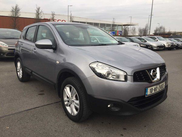 Cars For Sale In Ireland Nissan Qashqai Cars For Sale Nissan