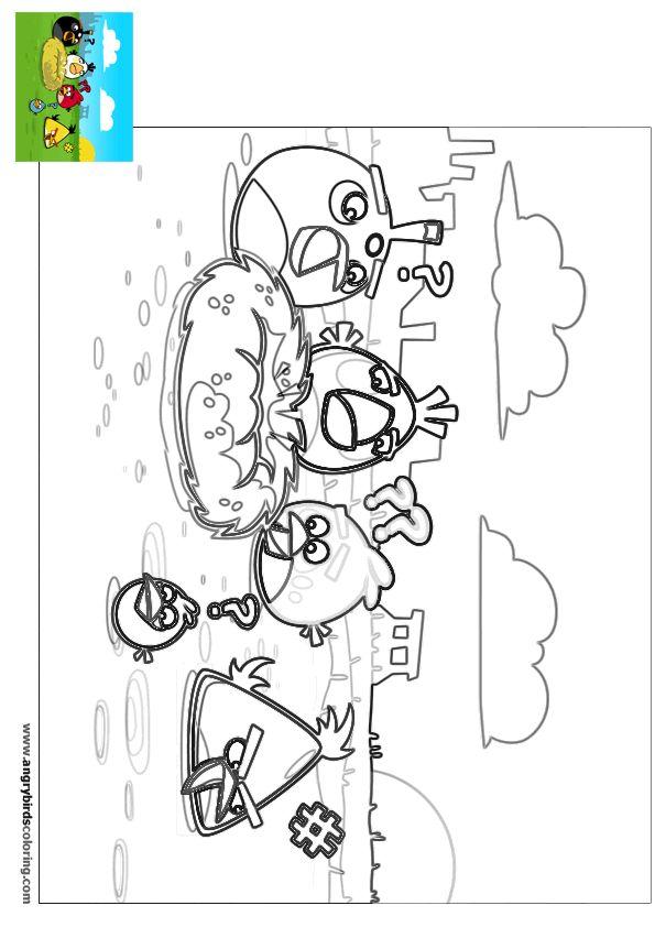 36 Best Coloring Pages Spongebob Images On Pinterest