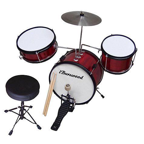 For titch (am I insame?!) John Lewis Drum Set Online at johnlewis.com £60