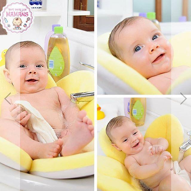 Profitez Du Bain De Votre Bebe Toutpourlesmamans Baby Face Baby Face