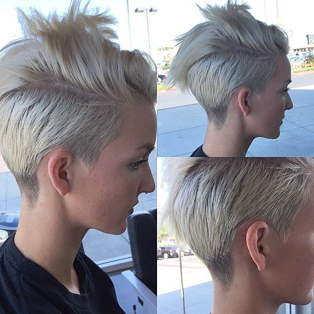 best style for growing out hair best 20 growing out an undercut ideas on edgy 3877