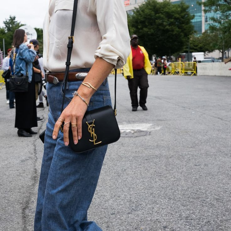yves st laurent purses - Saint Laurent small universite bag | Fashion: Street style ...