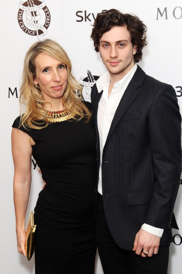 aaron johnson and sam taylor wood relationship advice