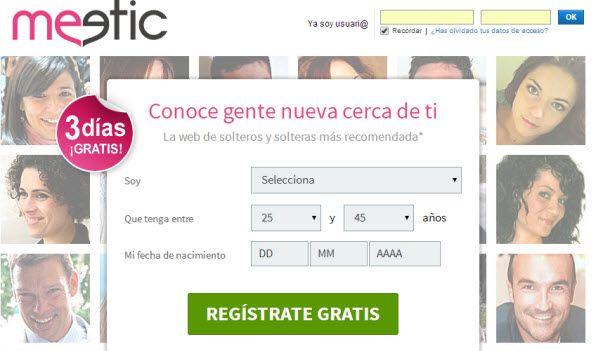 Meetic - La Pagina de Citas Más Recomendada en España