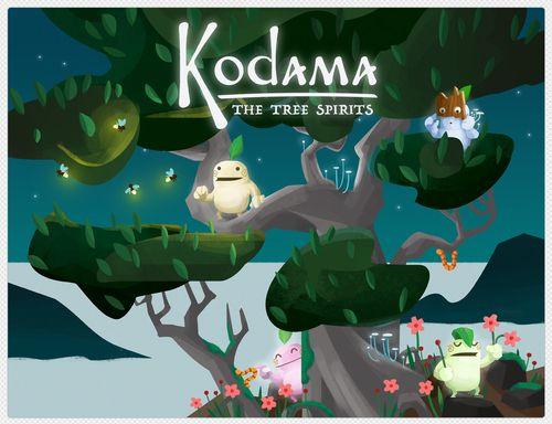Kodama: The Tree Spirits | Image | BoardGameGeek
