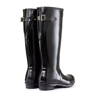 Merry Christmas to mee.  Original Back Adjustable Gloss #hunter #boots