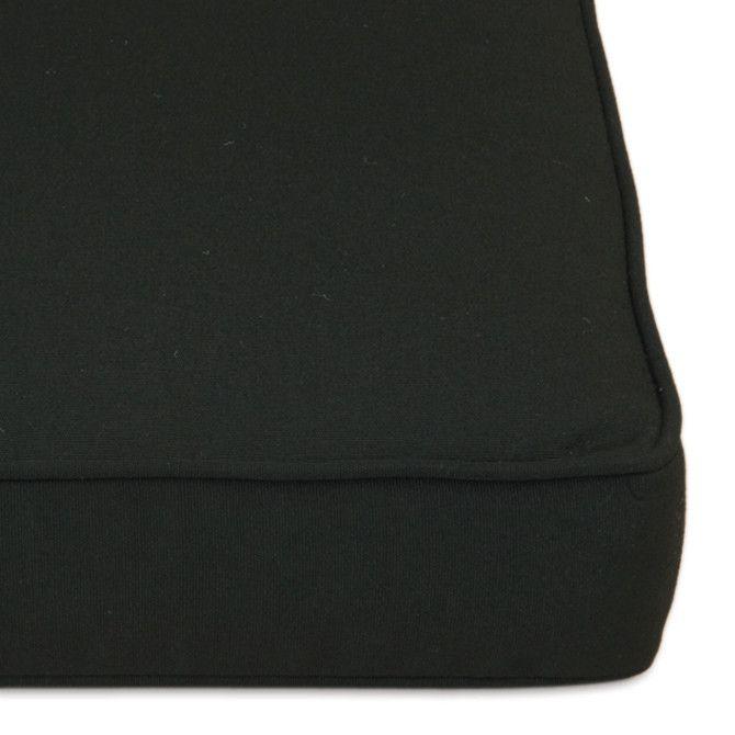 Sunbrella Outdoor Ottoman Cushion Replacement | 50  Colors | Craftsman