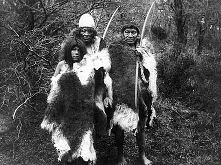 Aborígenes de Tierra del Fuego: Onas o Selk'nam... - Taringa!