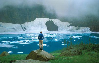 Ice Berg Lake Trail, Glacier National Park