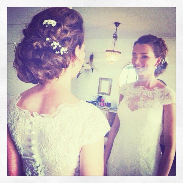Bridal bride wedding