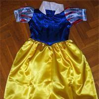 Robe Blanche Neige Déguisement 4 ans Patron couture gratuit