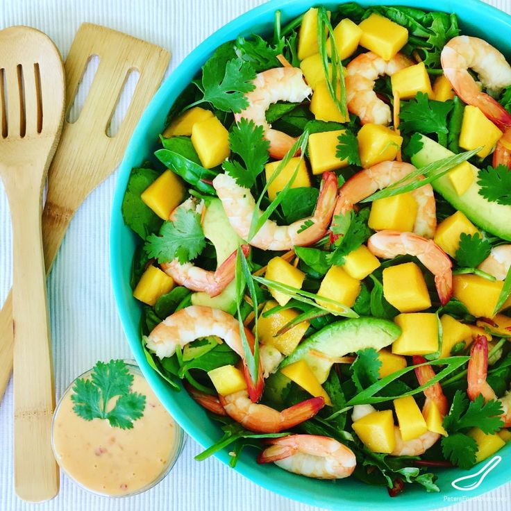 When I think of an Aussie summer, I think of mangoes and prawns (shrimps) and this recipe is an extension of the Australian lifestyle. Prawn Mango Salad or Shrimp Mango Salad is the perfect light meal, especially on a hot summer's day. I still get confused about the difference between shrimp and prawns. Technically they...Read More