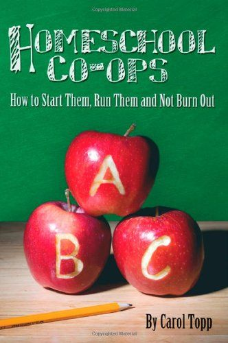 Homeschool Co-ops: How to Start Them, Run Them and Not Burn Out--Great List of Unit Study Lessons towards the bottom!