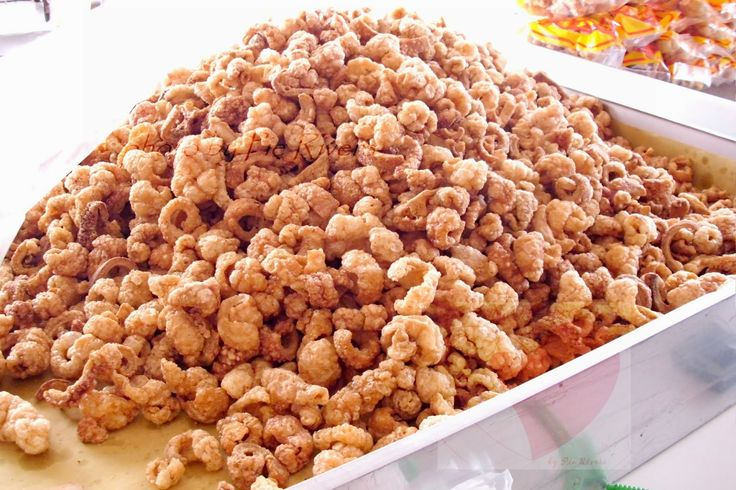 Mat Mat Chicharon Cebu City In Pinay S Tummy Pasalubong