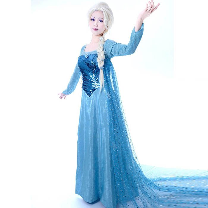 Where can i buy elsa dress