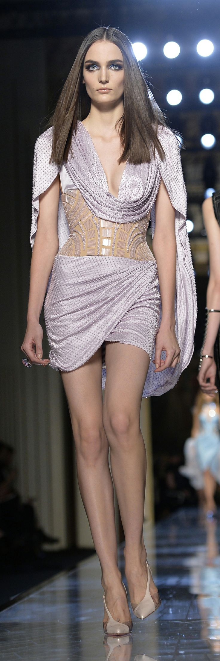Atelier Versace's Spring 2014 Collection @Official Versace