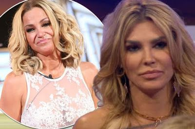 "Brandi Glanville Slams CBB Winner Sarah Harding For Being ""F*****g Boring"" And Says She'll Be ""Back In Rehab In Two Seconds"" — Watch It Here!"