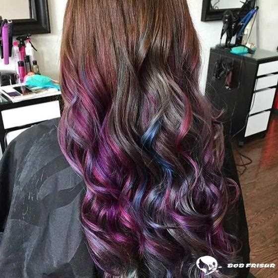 10 Looks, die Sie verrückt nach lila Haaren machen 2019-2020 – #die #Haaren #lila #machen #nach