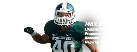 MSU football 2013 season schedule