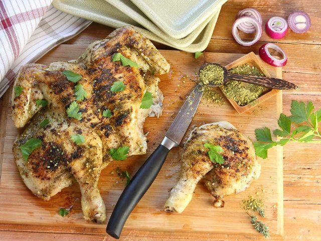 Lo Za'Atar è una miscela di spezie che puoi facilmente preparare anche a casa. La sua virtù? Donare alla carne di pollo un sapore indimenticabile. Prova la nostra ricetta! :)