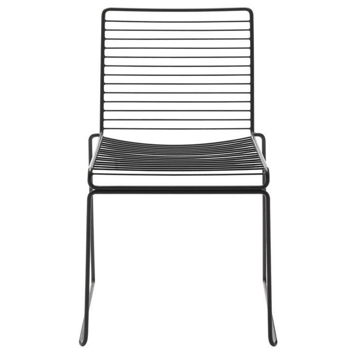 Hee dining fra Hay er en stilren stol som funker utmerket som matstol. Filosofien bak Hee stolene er...