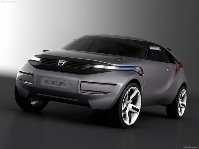 Futuristic Car, Dacia Duster Concept (2009)