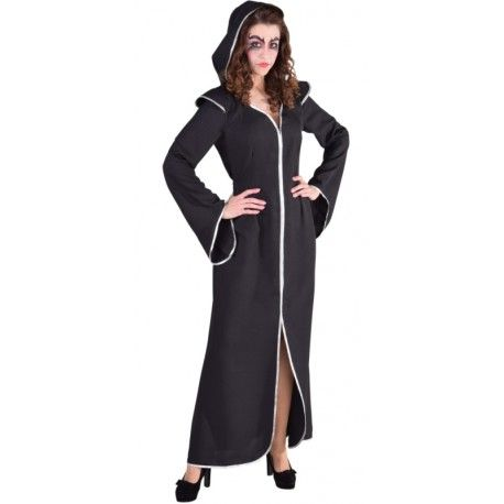 Déguisement dame obscure femme Halloween luxe, déguisement gothique Halloween, déguisement grande taille