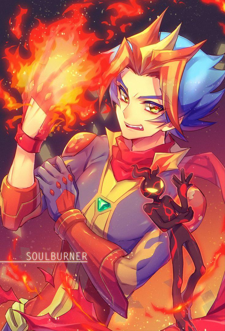 Soulburner (YuGiOh! VRAINS) Yugioh, Anime, Anime images