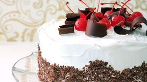 Black Forest Cake | Recipe - ABC News
