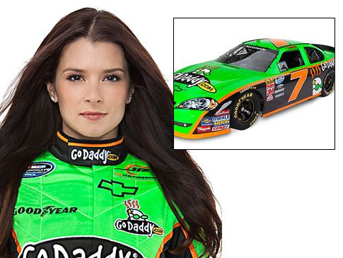 "The blog in this Pin shows how females have been breaking the gender gap in sports, more women are not competing in sports that are considered ""manly"" and tough. One example in this piece speaks about Danica Patrick and how she was the first women to enter an indie car race and now competing in NASCAR"