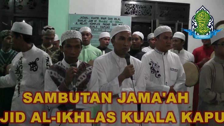 RIHLAH DAKWAH HABIBANA RAFIQ DI KAPUAS