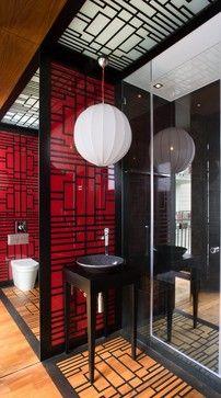 Parkowa Apartment - contemporary - bathroom - other metro - EXIT Interior Design Studio