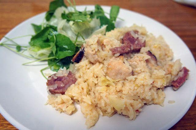Guardanapo de Papel: Como fazer um delicioso Arroz de Braga