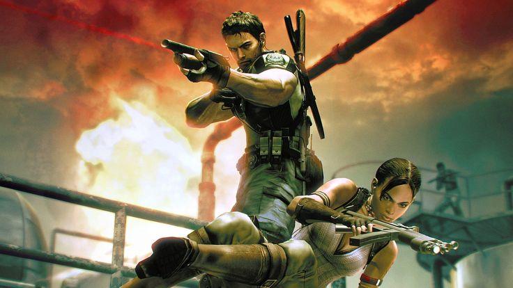 Resident Evil Wallpaper Images Resident Evil 5 Resident Evil Movie Resident Evil
