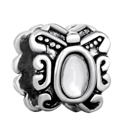 Pugster Beautiful Butterfly Bead Fit Pandora Chamilia Biagi Charm & Bracelet Pugster. $12.49. Fit Pandora, Biagi, and Chamilia Charm Bead Bracelets. Unthreaded European story bracelet design. Pugster are adding new designs all the time. Measures 9mm X 14mm. Hole size is approximately 4.8 to 5mm