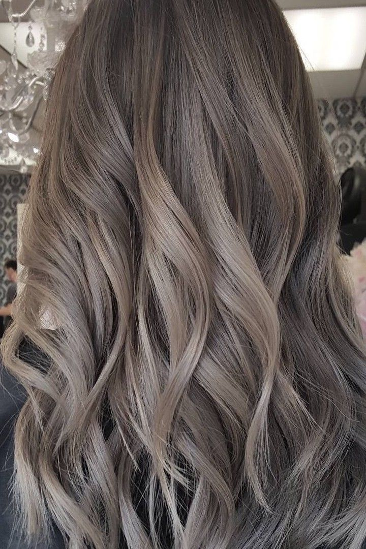 Color Ideas Color Ideas Source By Emmaw0316 In 2020 Ash Hair Color Ash Brown Hair Color Ash Brown Hair