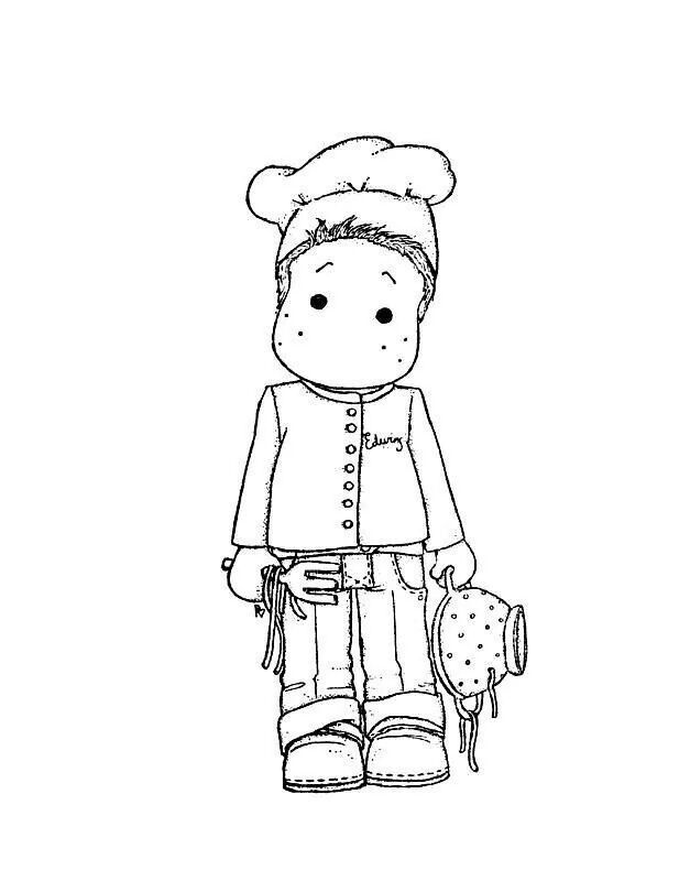 magnolia stamps coloring pages - photo#35