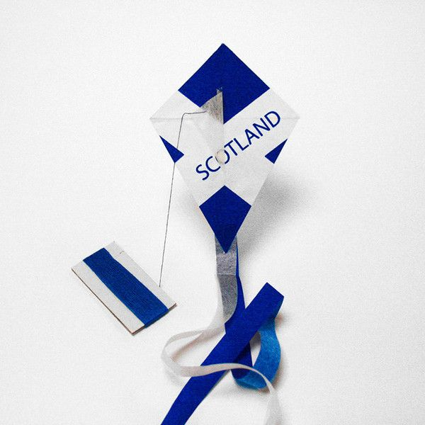 SCOTLAND flag kite  http://kitecompany.com/collections/flagkite/products/flagkite-scotland?variant=822994567
