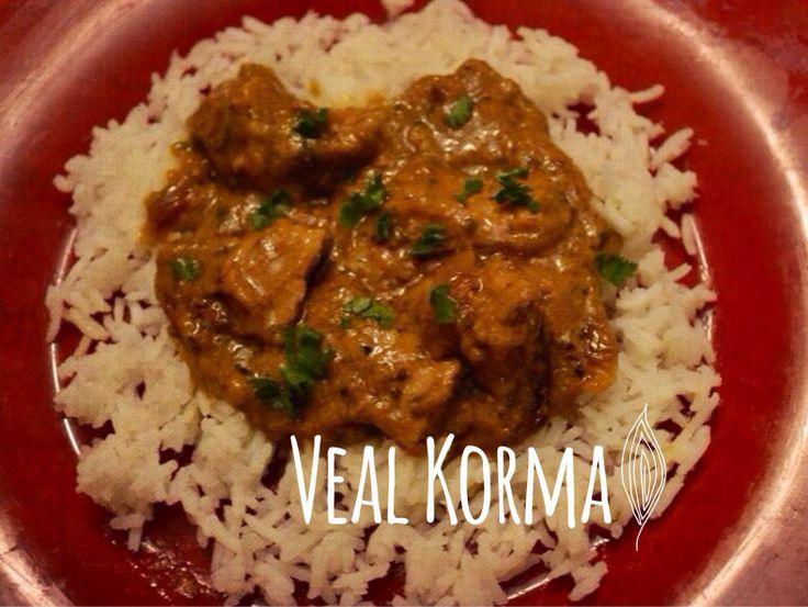 Veal Korma