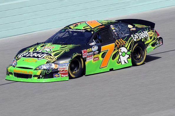 NASCAR driving school