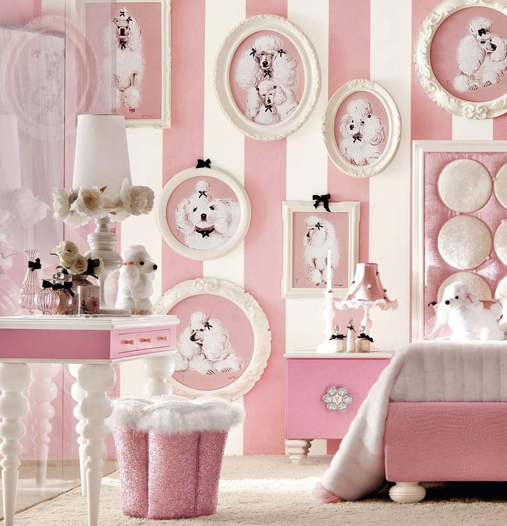 Image detail for -Modern Luxurious Pink and White Bedroom Ideas | Modern Furniture Sets