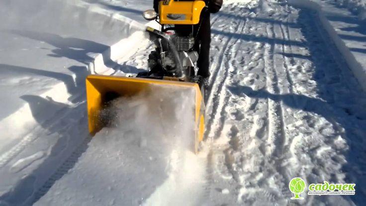 Снегоуборщик Stiga Snow Power