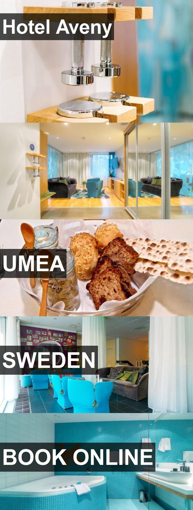Hotel Aveny in Umea, Sweden. For more information, photos, reviews and best prices please follow the link. #Sweden #Umea #travel #vacation #hotel