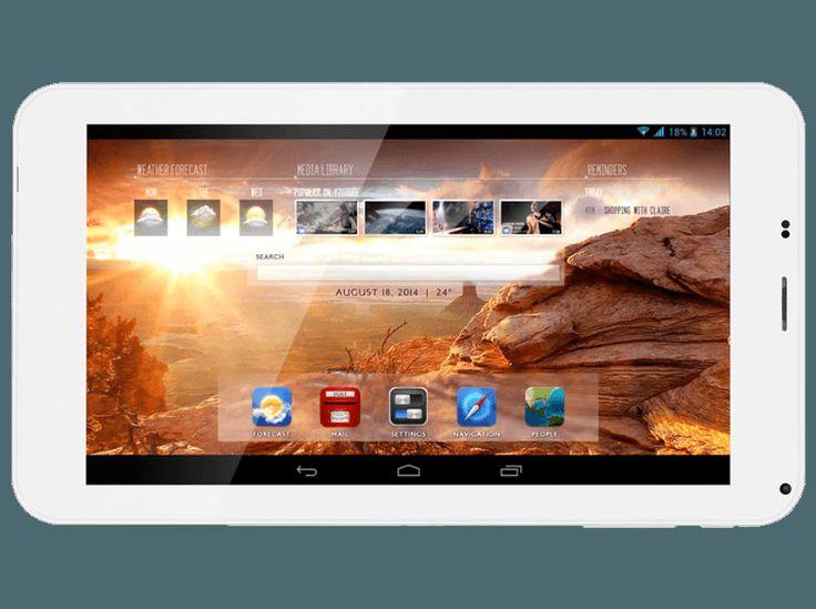 """WAYTEQ xTAB-7X Quad 7"""" IPS Wifi+3G+GPS tablet"""